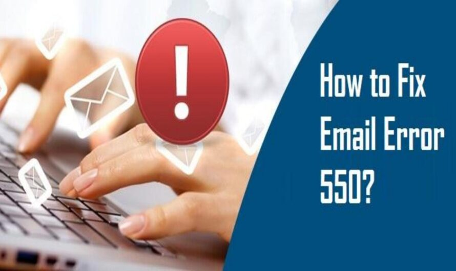 How To Fix Roadrunner Email Error 550 Or Unauthorized Recipient Error?